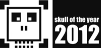 Skull of the year 2012
